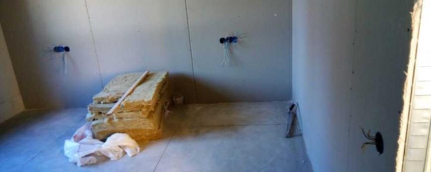 Монтаж электропроводки в каркасном доме под ключ